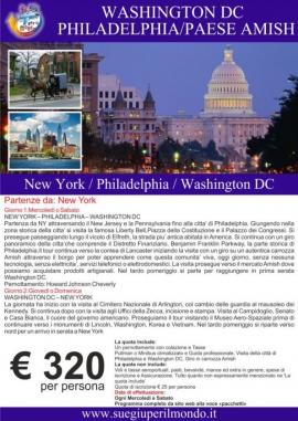 Tour-Washington-Philadelphia
